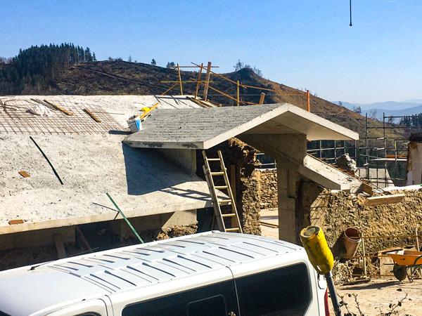Rehabilitación de caserío en Zumarraga